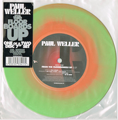 PAUL WELLER / FROM THE FLOORBOARDS UP