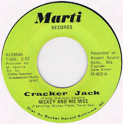 MICKEY AND HIS MICE / CRACKER JACK