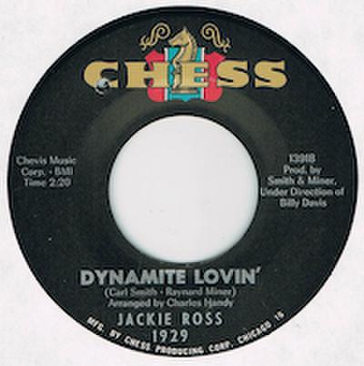 JACKIE ROSS / DYNAMITE LOVIN'