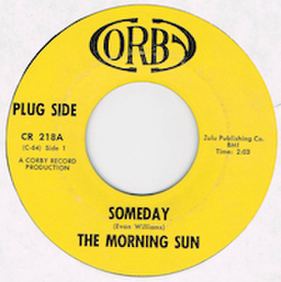 THE MORNING SUN / SOMEDAY