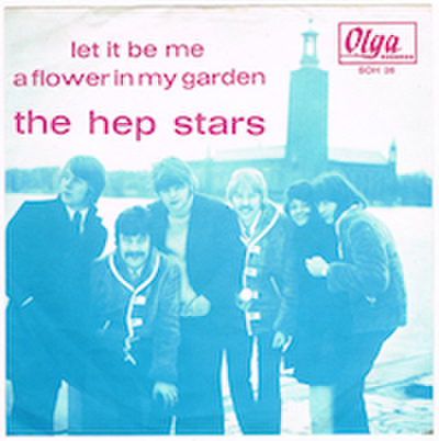 HEP STARS / LET IT BE ME