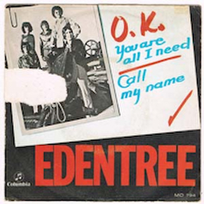 EDENTREE / CALL MY NAME