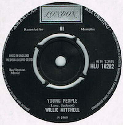 WILLIE MITCHELL / YOUNG PEOPLE