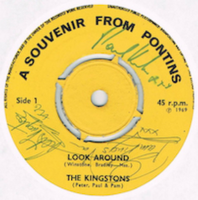KINGSTONS / LOOK AROUND