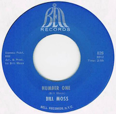 BILL MOSS / NUMBER ONE
