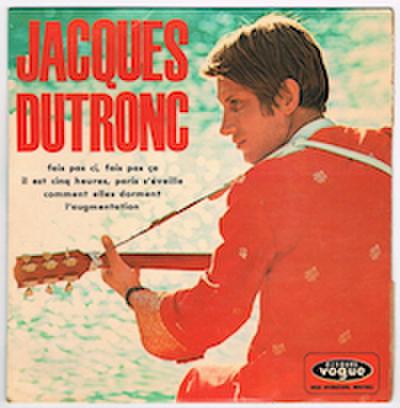 JACQUES DUTRONC / IL EST CINQ HEURES, PARIS S'EVEILLE