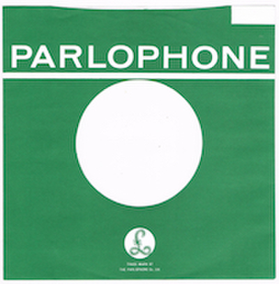 COMPANY SLEEVE (PARLOPHONE) TYPE 1