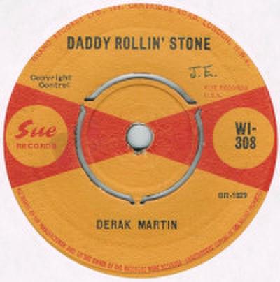 DERAK MARTIN (DEREK MARTIN) / DADDY ROLLIN' STONE