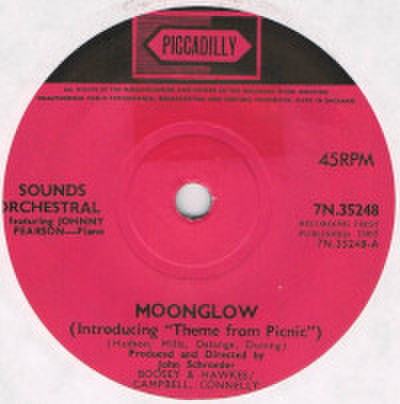 SOUNDS ORCHESTRAL / MOONGLOW