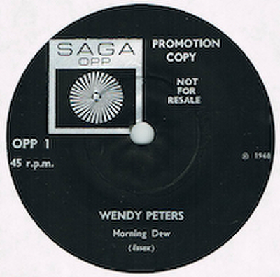 WENDY PETERS / MORNING DEW