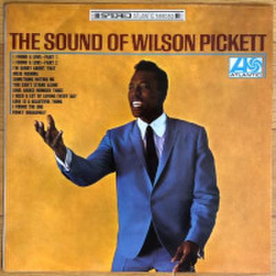 WILSON PICKETT / THE SOUND OF WILSON PICKETT