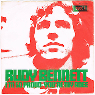 RUDY BENNETT / I'M SO PROUD