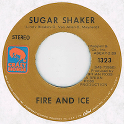 FIRE AND ICE / SUGAR SHAKER