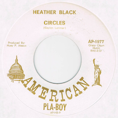 HEATHER BLACK / CIRCLES