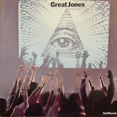 GREAT JONES / ALL BOWED DOWN!