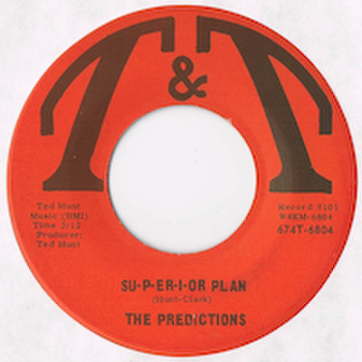 THE PREDICTIONS / SU-P-ER-I-OR PLAN