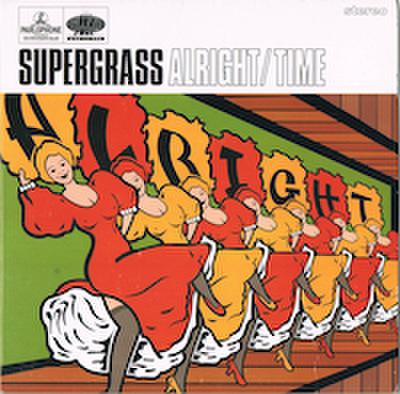 SUPERGRASS / ALRIGHT