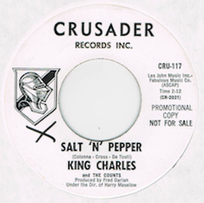 KING CHARLES AND THE COUNTS / SALT 'N' PEPPER