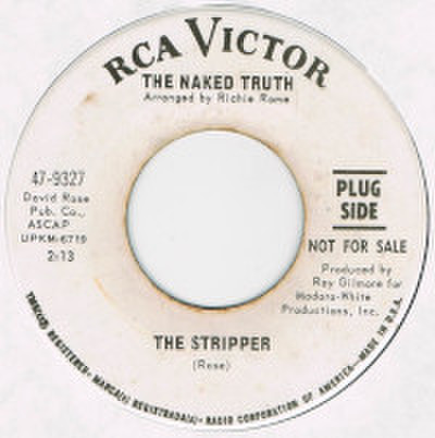 THE NAKED TRUTH / THE STRIPPER