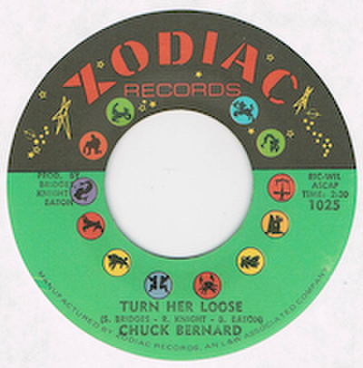 CHUCK BERNARD / THANK YOU MA'AM