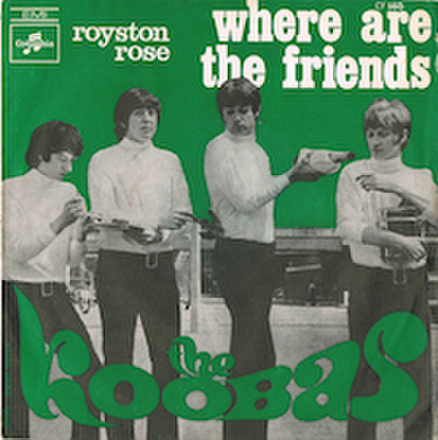 THE KOOBAS / ROYSTON ROSE