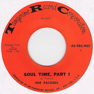 PACKERS / SOUL TIME, PART 1
