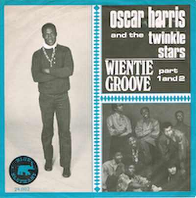 OSCAR HARRIS AND THE TWINKLE STARS / WIENTIE GROOVE