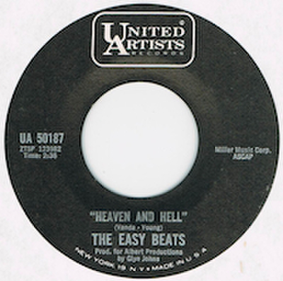 EASY BEATS / HEAVEN AND HELL