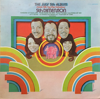 5TH DIMENSION / THE JULY 5TH ALBUM