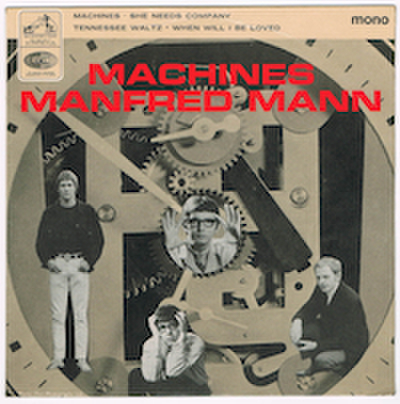 MANFRED MANN / MACHINES
