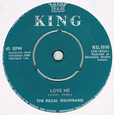 REGAL SHOWBAND / YOU KNOW HOW