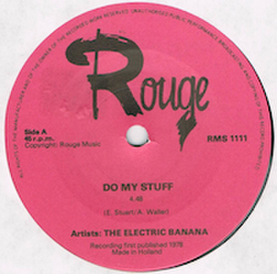 THE ELECTRIC BANANA / DO MY STUFF