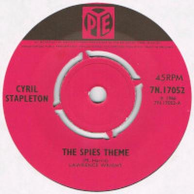 CYRIL STAPLETON / THE SPIES THEME