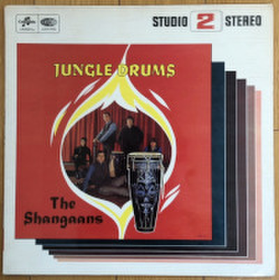 THE SHANGAANS / JUNGLE DRUMS