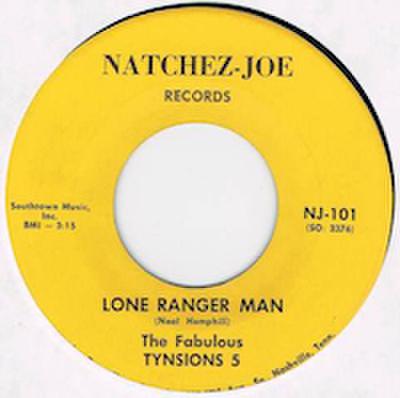 FABULOUS TYNSIONS 5 / LONE RANGER MAN