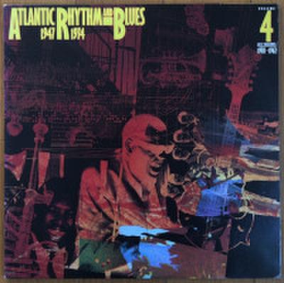 V.A. / ATLANTIC RHYTHM AND BLUES 1947-1974 VOL.4