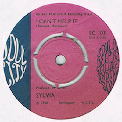 SYLVIA / I CAN'T HELP IT