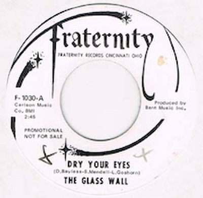 GLASS WALL / DRY YOUR EYES