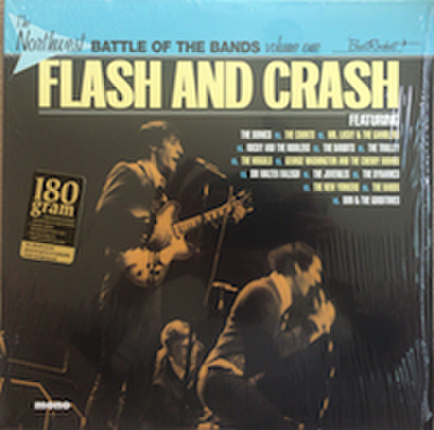 V.A. / THE NORTHWEST BATTLE OF THE BANDS VOLUME ONE - FLASH AND CRASH
