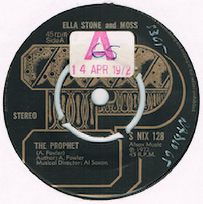 ELLA STONE AND MOSS / THE PROPHET