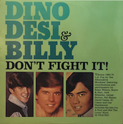 DINO DESI & BILLY / DON'T FIGHT IT !