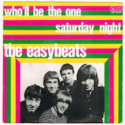 THE EASYBEATS / WHO'LL BE THE ONE