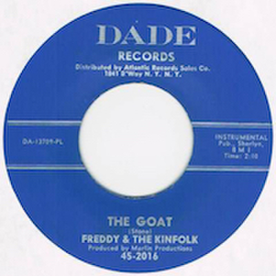 FREDDY & THE KINFOLK / THE GOAT