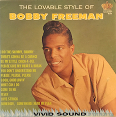 BOBBY FREEMAN / THE LOVABLE STYLE OF BOBBY FREEMAN