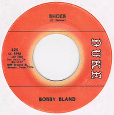 BOBBY BLAND / SHOES