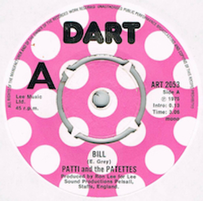 PATTI AND THE PATETTES / BILL