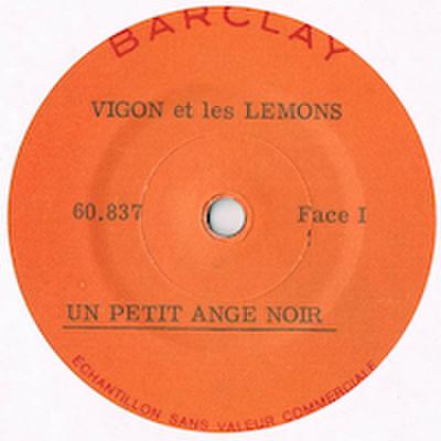 VIGON ET LES LEMONS / HARLEM SHUFFLE