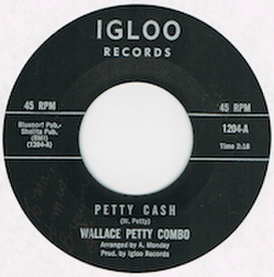 WALLACE PETTY COMBO / PETTY CASH