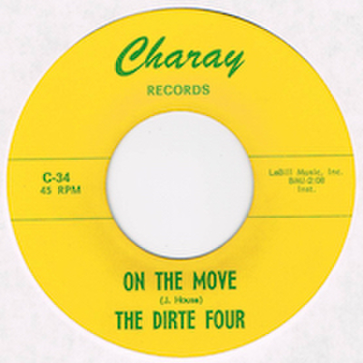 THE DIRTE FOUR / ON THE MOVE