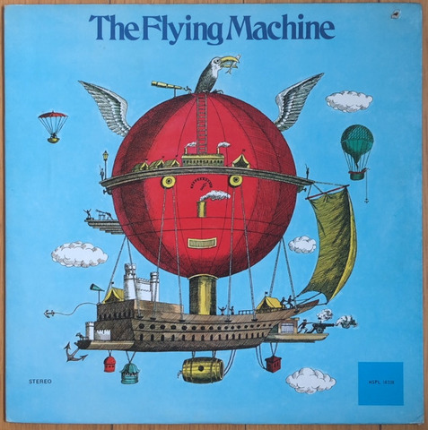 THE FLYING MACHINE / DOWN TO EARTH WITH THE FLYING MACHINE